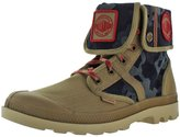 Palladium Pallabrouse Baggy Men's Canvas Combat Ankle Boots