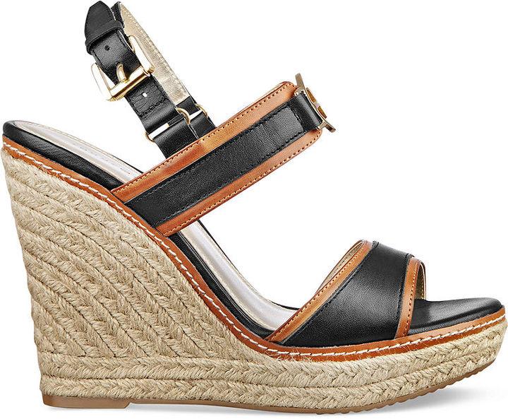Tommy Hilfiger Shoes, Victory Platform Wedge Sandals