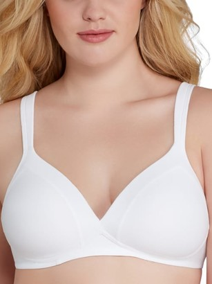 Olga Play It Cool Wire-Free T-Shirt Bra