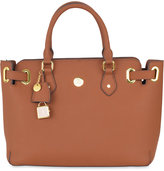 Joy Mangano Christie Leather Satchel