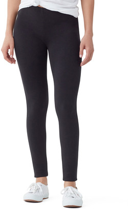Splendid French-Terry Full-Length Leggings