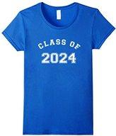 Women's Class of 2024 T-Shirt Large