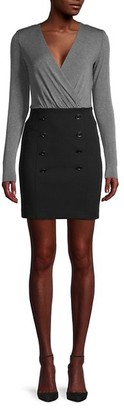 Bailey 44 Long-Sleeve Sheath Dress