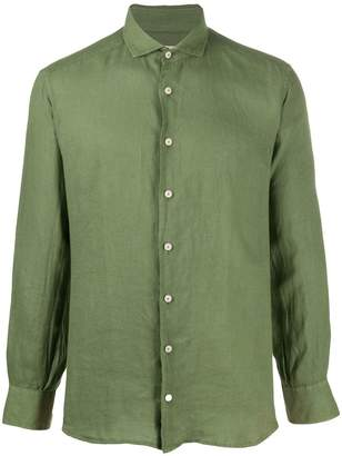 MC2 Saint Barth Pamplona linen shirt