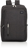 Jack Spade Men's Oxford Cargo Backpack-DARK GREY
