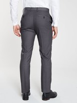 Very Regular Suit Trousers - Charcoal