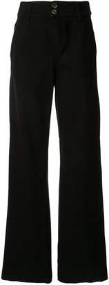 Nobody Denim Francoise wide-leg jeans