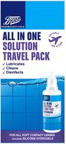Boots All In One Solution Travel Pack - 60 ml