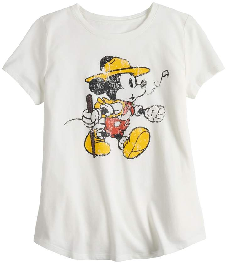 d9395b93c Mickey Mouse Girls Tee - ShopStyle