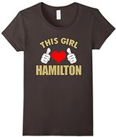 Hamilton Womens This Girl Loves