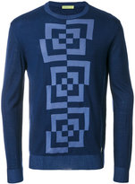 Versace crew neck sweater