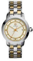 Tory Burch Tory Two-Tone Stainless Steel Bracelet Watch/37MM