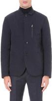 Armani Collezioni Stand collar shell jacket