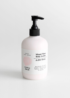 And other stories Miami Muse Body Lotion