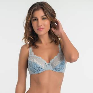 Playtex Flower Elegance Lace Full Cup Bra