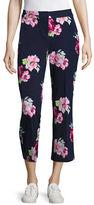 Imnyc Isaac Mizrahi Floral Kick Flare Pants