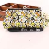 ABC® 1099 ABC® Women Fashion Lovely Style Wallet Hasp Smile Purse Clutch Bag