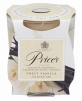 Price's Prices Jar Candle (Sweet Vanilla)