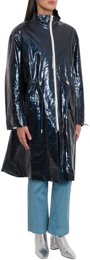 Isabel Marant Pvc Raincoat
