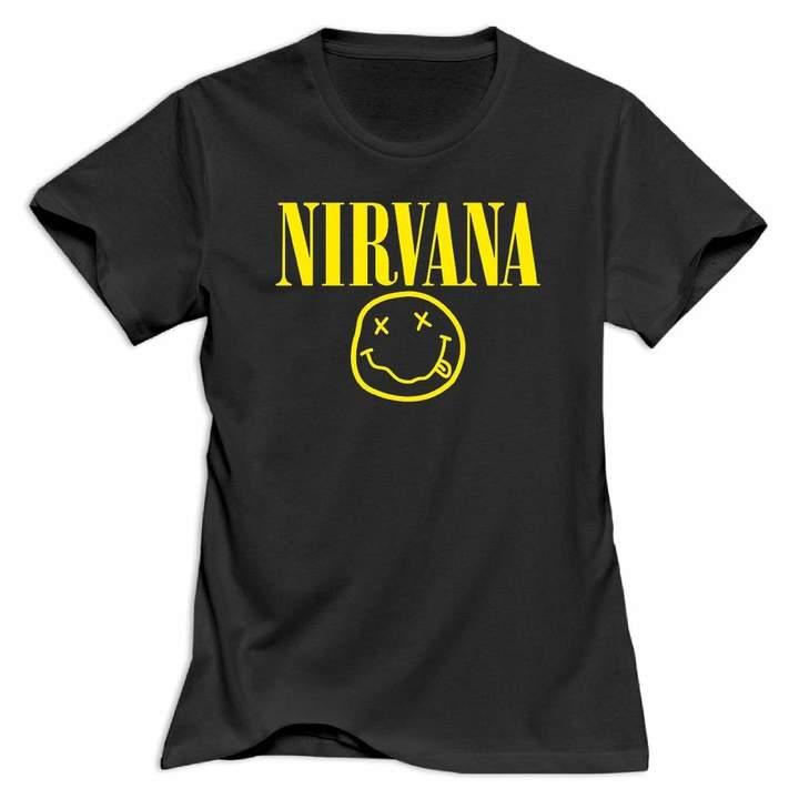 5fb4e257 Nirvana T Shirt - ShopStyle Canada