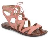 Sam Edelman Women's Gemma Lace-Up Sandal