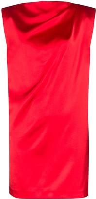 GAUGE81 Cali draped mini dress