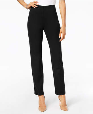 JM Collection Hollywood Ponte-Knit Pull-On Pants in Regular and Short Length