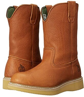 Georgia Boot G5153 12 Wellington (Barracuda Gold) Men's Work Pull-on Boots