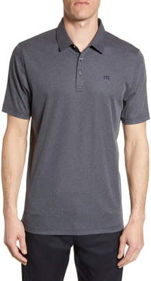 Travis Mathew TravisMathew Izzy Regular Fit Dot Pique Performance Polo