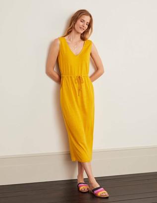 Helen Linen Midi Dress