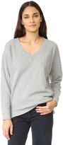 Bobi Distressed Sweatshirt