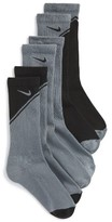 Nike Boy's Performance Assorted 3-Pack Crew Socks