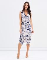 Cooper St Enlightened Drape Dress
