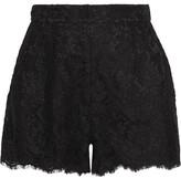 Dolce & Gabbana Lace Shorts - Black