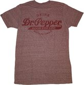 Dr. Pepper Dr Pepper Good For Life Vintage Distressed Graphic T-Shirt - 2XL
