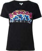 Kenzo 'Popcorn' T-shirt - women - Cotton - XS