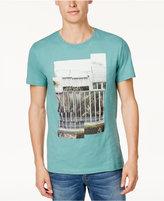 HUGO BOSS Men's Classic-Fit Graphic-Print T-Shirt