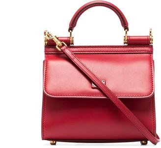 Dolce & Gabbana mini Sicily 58 crossbody bag