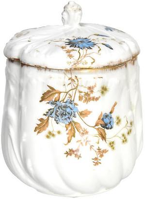 One Kings Lane Vintage 19th-C. Limoges Cookie Jar - Portfolio No.6