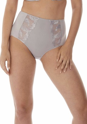 Fantasie Women's Anoushka Lace High Waist No-VPL Smoothing Brief Underwear