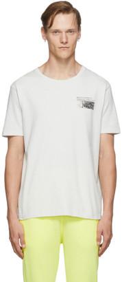 Unravel Grey Concrete J T-Shirt