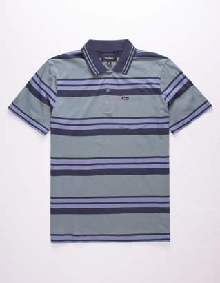 Brixton Hilt Pocket Mens Polo Shirt