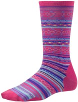 Smartwool Ethno Graphic Socks - Merino Wool, Crew (For Women)