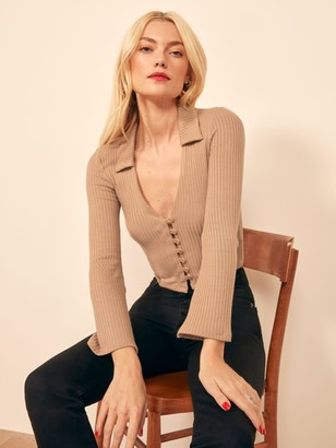 Reformation Luce Top