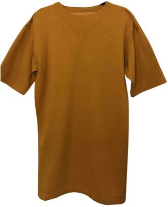 Etoile Isabel Marant Yellow Cotton Dresses
