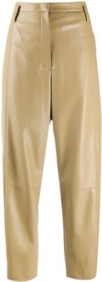 Dorothee Schumacher Sleek Performance high-waisted trousers