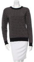 Joseph Wool Patterned Sweater