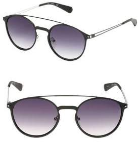 GUESS 53MM Aviator Sunglasses