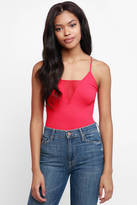 Free People Boundary Sleeveless Layering Knit Top
