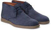 Loro Piana - Soft Walk Nubuck Chukka Boots